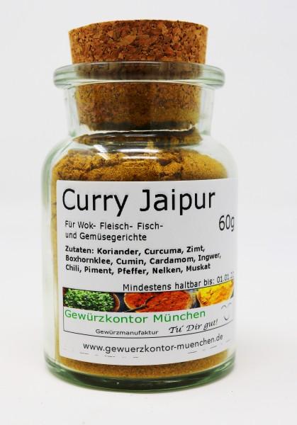 Curry Jaipur im Glas 60g