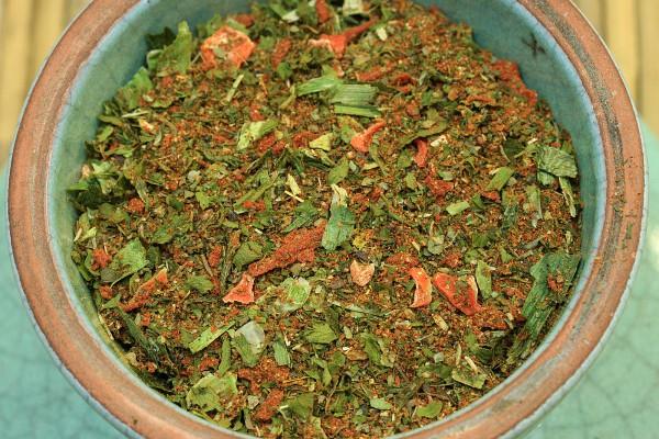 Ägyptische Gemüsepfanne