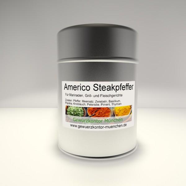 Americo Steakpfeffer 50g im Streuer