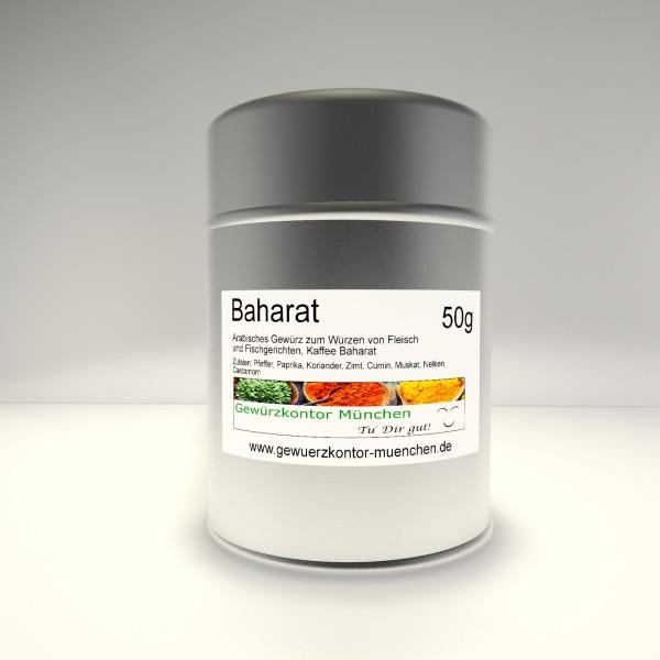 Baharat Orient Gewürz 50g im Streuer