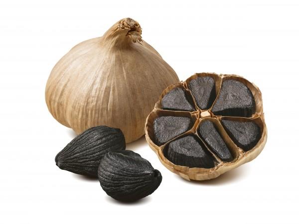Knoblauch schwarz fermentiert