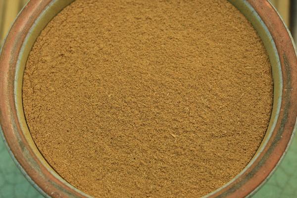 Zimt gemahlen, Ceylon 100g im Aromabeutel