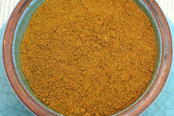 Curry extra scharf